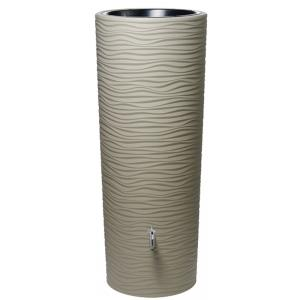 Garantia design regenton sahara 350 liter met bloembak