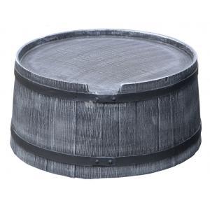 Roto regenton voet voor 240 liter waterton grijs