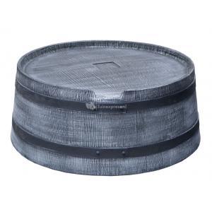 Roto regenton voet voor 350 liter waterton grijs